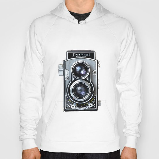 Flexaret Vinatge Camera Hoody