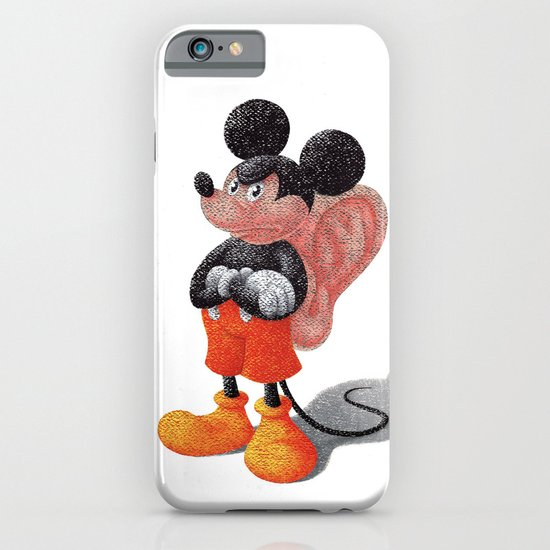 Mickey's Third Ear  iPhone & iPod Case