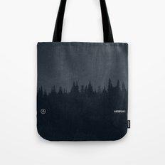 Nature / Dark Tote Bag
