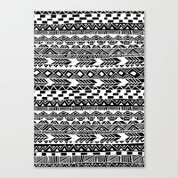 Tribal Tuesday Canvas Print