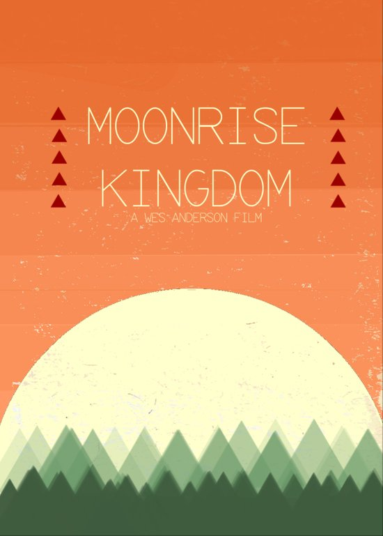 Moonrise Kingdom Canvas Print