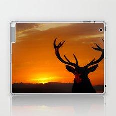 ANIMALS-Highland Stag Laptop & iPad Skin