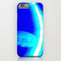 glowing jellyfishes iPhone 6 Slim Case