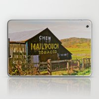 Mail Pouch Barn WV Laptop & iPad Skin