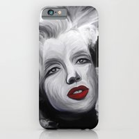 iPhone & iPod Case featuring My Marilyn by Tobia Crivellari