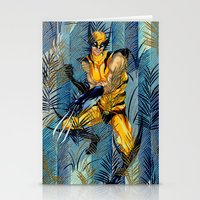 Wolverine Japan Forest Stationery Cards