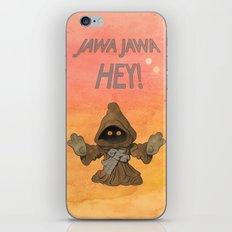 Jawa Jawa Hey! iPhone & iPod Skin