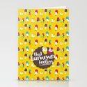 That summer feeling Stationery Cards