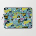 SEO Pattern Laptop Sleeve