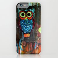 iPhone & iPod Case featuring Nocturnal by Sophia Buddenhagen