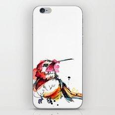 Crimson Hummer iPhone & iPod Skin