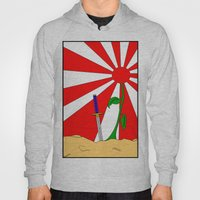Hold Fast For Sunrise Is… Hoody