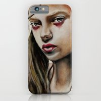iPhone & iPod Case featuring Ryonen by Bella Harris