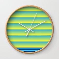Bands Wall Clock