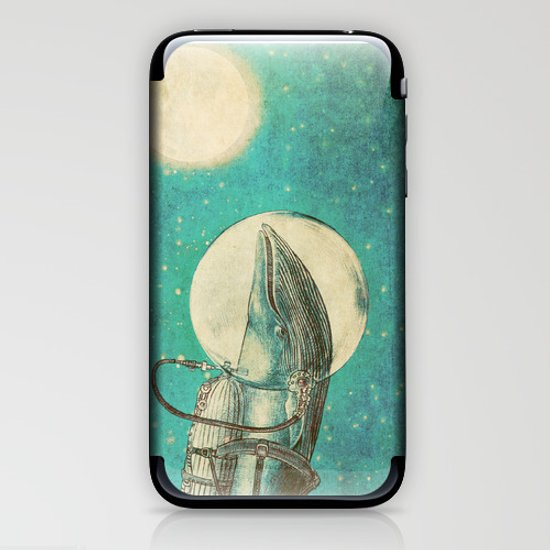 The Journey (Colour Option) iPhone & iPod Skin