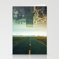 Roads Ahead Stationery Cards