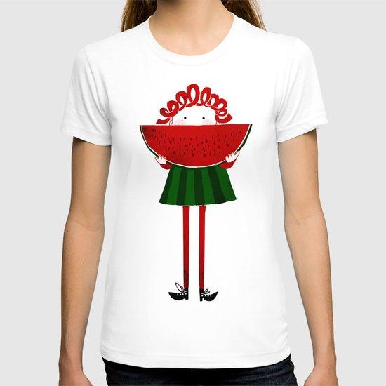 Melone girl T-shirt