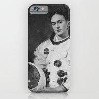 Frida in Space iPhone 6 Slim Case