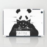 Bad Panda iPad Case