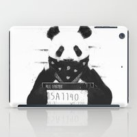 Bad Panda iPad Case