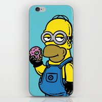 Simpion iPhone & iPod Skin