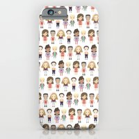 Saved by the Bell Pattern iPhone 6 Slim Case