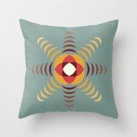 Good Vibratons [Sage] Throw Pillow