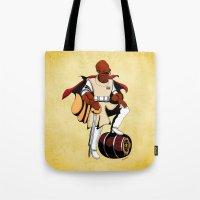 Captain Ackbar Tote Bag