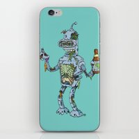Zender iPhone & iPod Skin