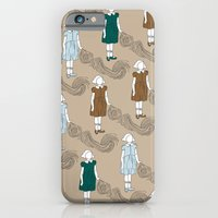 iPhone & iPod Case featuring Little Beatrice by HarrietAliceFox