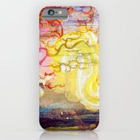 Vegan Eggyolk behind a Tree iPhone 6 Slim Case