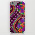 Ivy Purple iPhone & iPod Case