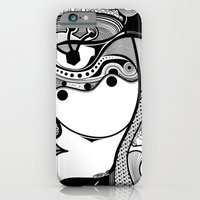 Warmi Face iPhone 6 Slim Case