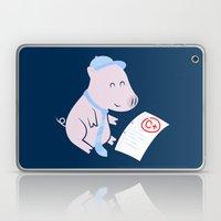 That'll Do Pig. Laptop & iPad Skin