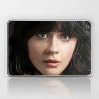 Zooey Laptop & iPad Skin