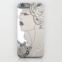 iPhone & iPod Case featuring Valentine by Lauren dunn