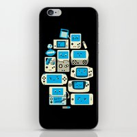 AXOR Heroes - Love For Handhelds iPhone & iPod Skin