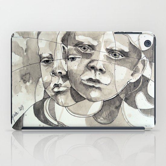 Made of two iPad Case