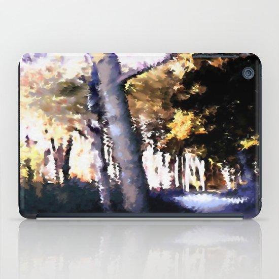 Hiking on the Coast. iPad Case
