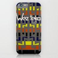 Eastachi -Wezteka Union. iPhone 6 Slim Case