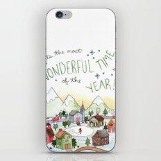 Most Wonderful iPhone & iPod Skin