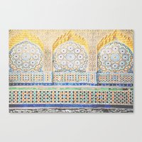 Tanger Canvas Print