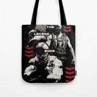 In Ashes Tote Bag