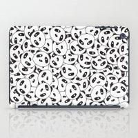 Pandamonium (Patterns Please Series #2) iPad Case