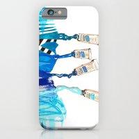 Blues iPhone 6 Slim Case