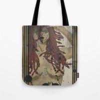 Medusa print Tote Bag