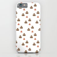 TOASTER PATTERN iPhone 6 Slim Case