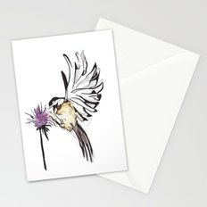 Chickadee Stationery Cards