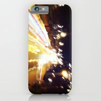 iPhone & iPod Case featuring High Speed by Efua Boakye