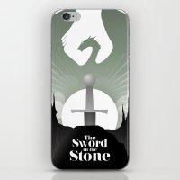 The Sword in the Stone iPhone & iPod Skin
